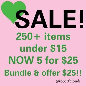 ❤️This post to find us! Adding EUC items daily!